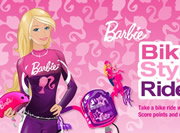 Barbie Bike Styling Ride