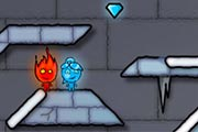 FireBoy and WaterGirl 3: In The Ice Temple