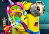 Minion Ear Doctor 1
